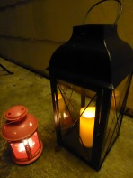 "Lanterns are a must for ""hygge"""