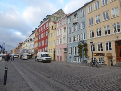 Nyhavn on a winter morning